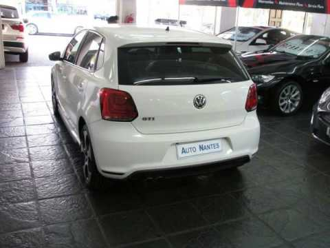 2013 VOLKSWAGEN POLO GTI Auto For Sale On Auto Trader South Africa