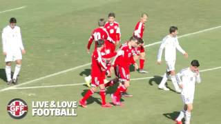 U17 Georgia U18 Armenia 4:1