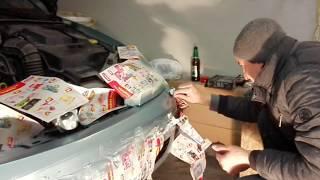 Дешёвый ремонт после аварии  в гараже Ford Focys