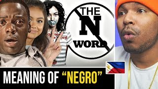 SHOCKING!!  'Negro' a Racist Word in the Philippines?