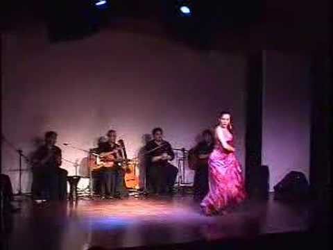 CLARA RAMONA AND COMPANY FLAMENCO CLIPS