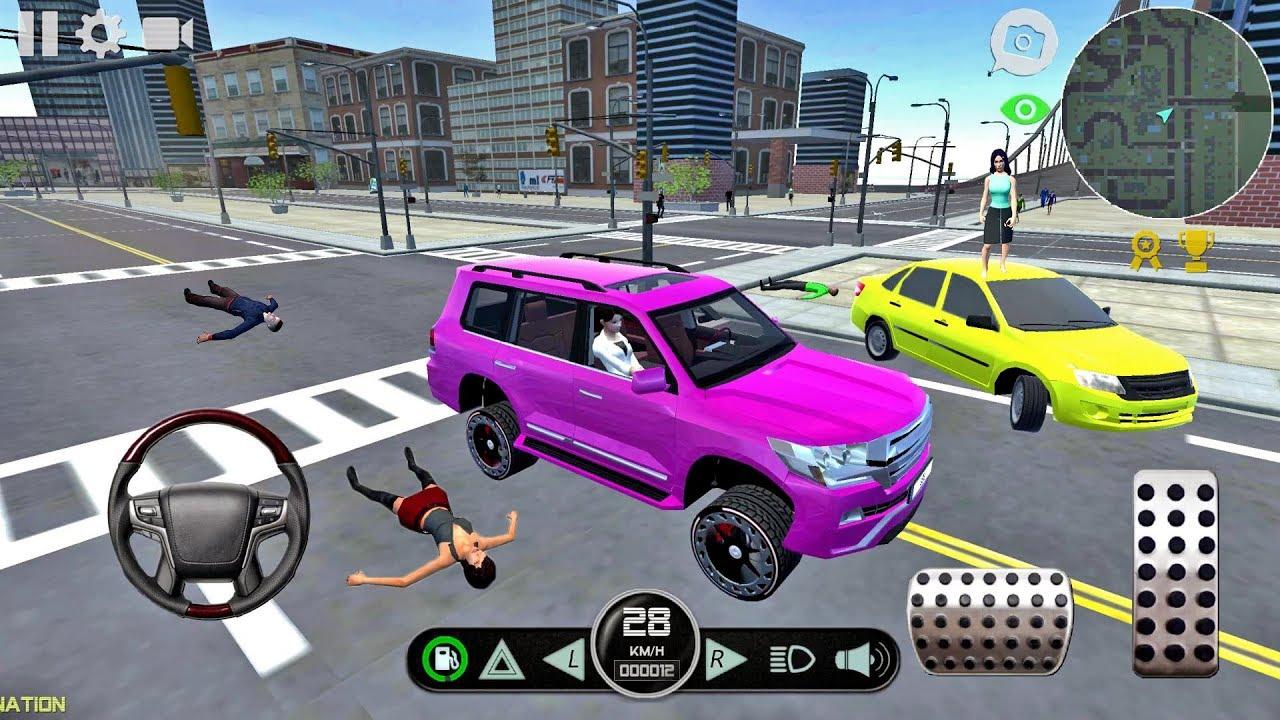 Offroad Cruiser Simulator 2 Fun Suv Game Car Games