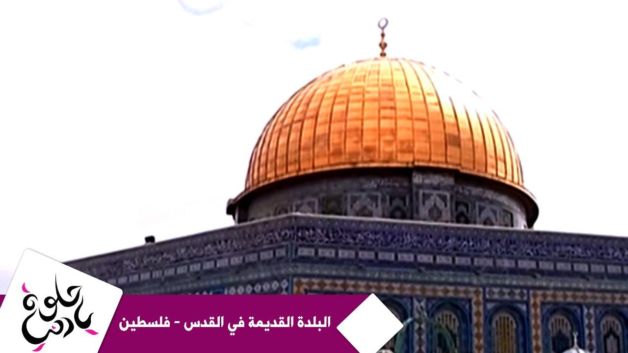 حلوة يا دنيا - تقرير عن البلدة القديمة في القدس - فلسطين