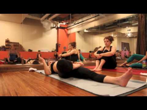 Yoga Tips with Christina Sell - reclined lotus prep  sc 1 st  YouTube & Yoga Tips with Christina Sell - reclined lotus prep - YouTube islam-shia.org