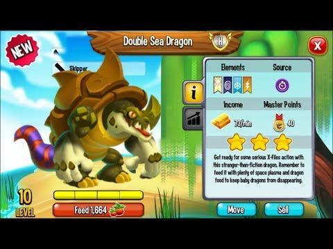 Dragon City - Experimental Dragon | New Legendary Dragon in 2017
