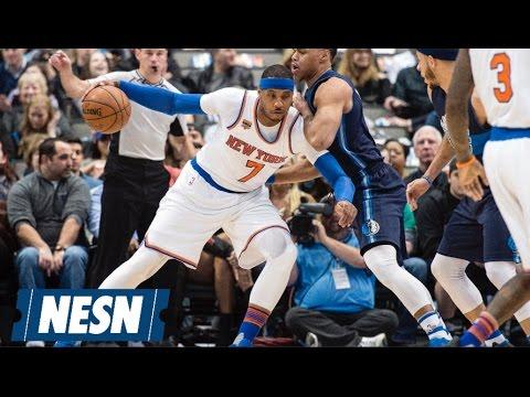 NBA Rumors: Knicks Shopping Carmelo Anthony To Celtics