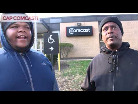 Comcast SUCKS says Philadelphia