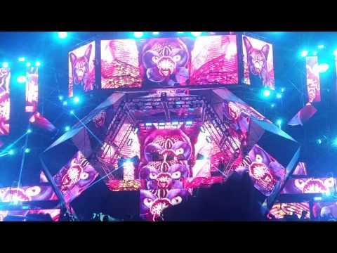 Galantis - Love on me live at spectrum dance music festival full ver
