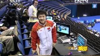 [人在奥运年] 大器晚成——体操队队长陈一冰