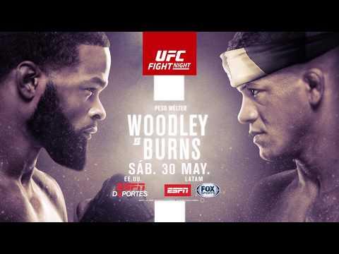UFC Vegas Woodley Vs Burns En VIVO