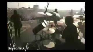Deftones Bloody Cape live Rock am Ring 2006