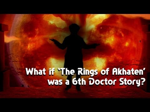 What if the Rings of Akhaten was a 6th Doctor story?