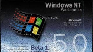 Historia Completa Microsoft Windows 1981-2012 Com som de inicio e Encerramento e Versões Betas