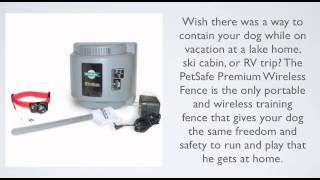Pet Safe Wireless Containment System Review