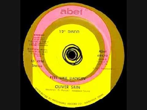 Oliver Sain - Feel Like Dancin'  (1977).wmv