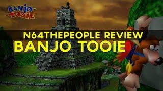 N64 The People Reviews- Banjo Tooie