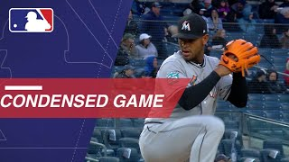 Condensed Game: MIA@NYY - 4/17/18