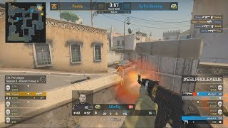 BIG UPSET?! - OpTic vs fnatic - ESL Pro League S9 - CS:GO