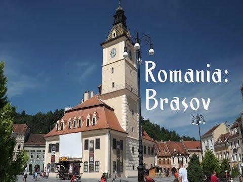 Travel video: Brasov