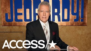 Alex Trebek Comes Under Fire For Making A Sexist Comment On 'Jeopardy!' | Access