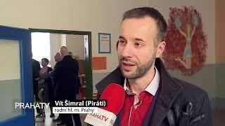 Primátor Zdeněk Hřib navštívil Prahu   Čakovice