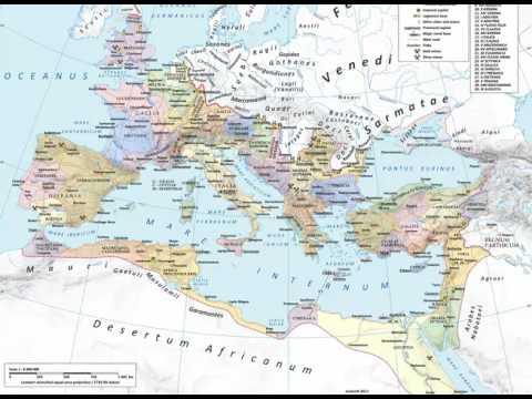Roman History 16 - Domitian To Trajan 80 - 117 AD