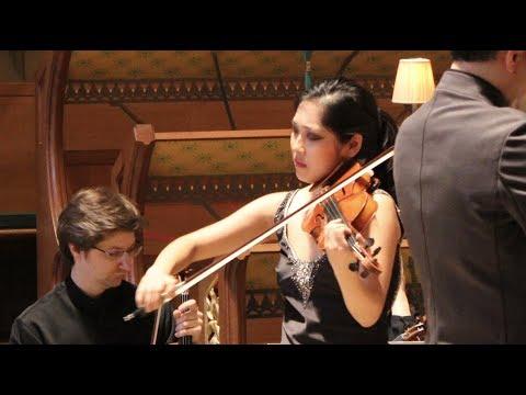 [NYCP] Mozart - Rondo in C major, K. 373 (Grace Park, violin)