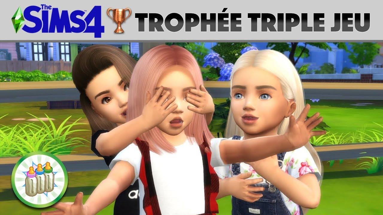 Sims 3 Comment Avoir Des Tripl駸