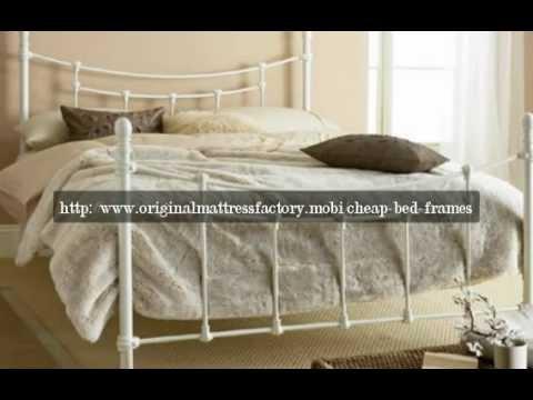 cheap bed frames - Diy Pipe Bed Frame