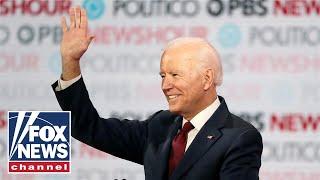 Biden holds voter mobilization event in North Carolina