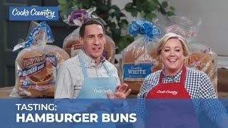 The Best Hamburger Buns at the Supermarket