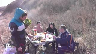 видео База отдыха «Русский остров», озеро Калды