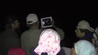 Ночь.  Урок астрономии.