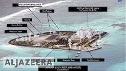 🇵🇭 Pictures show China militarisation of Spratly islands