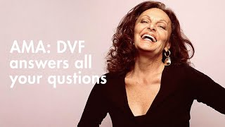 In Charge Since 1972 | DVF
