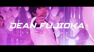 DEAN FUJIOKA - Let it snow!