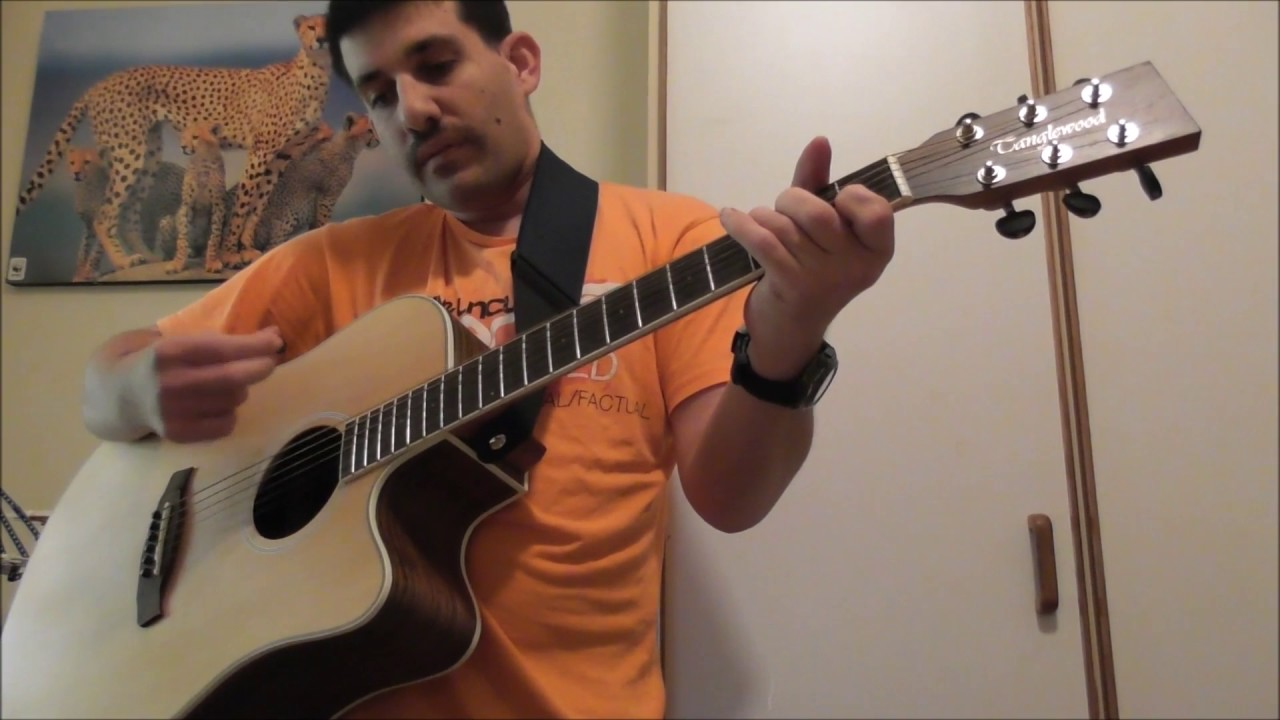 Indescribable Acoustic Guitar Version Youtube