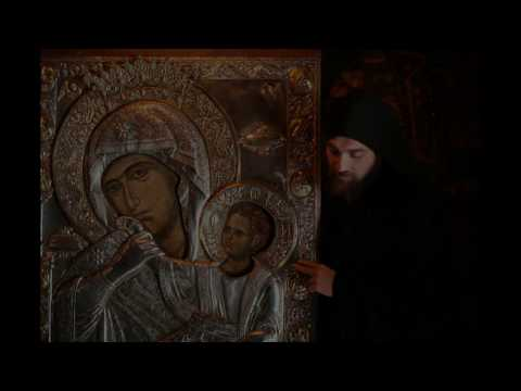 The miraculous Icon of Panagia Paramythia (Holy Monastery of Vatopedi)