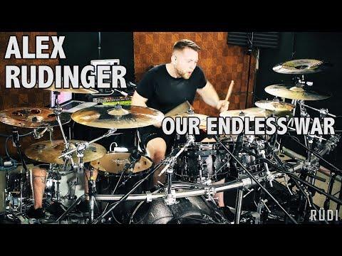 """Alex Rudinger - Whitechapel - """"Our Endless War"""""""