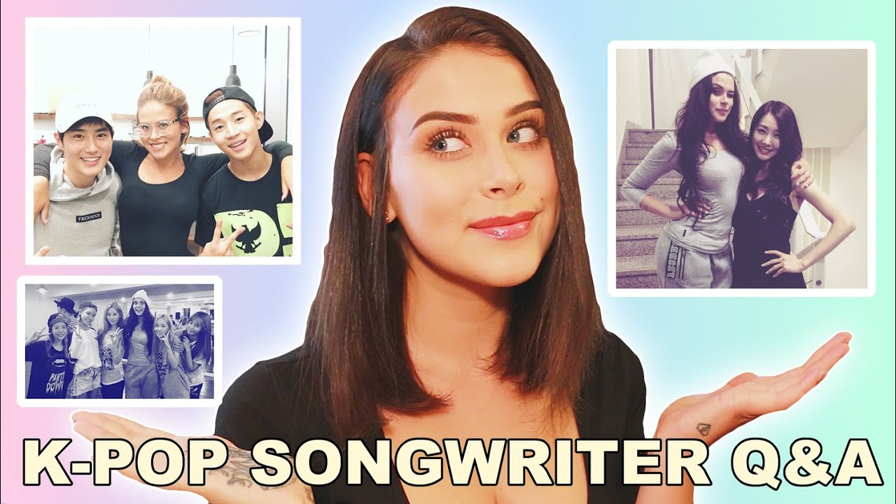 HOW I BECAME A PLATINUM-SELLING K-POP SONGWRITER