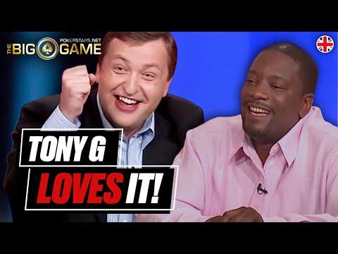 The Big Game S1 ♠️ W1, E1 ♠️ Featuring Negreanu, Brunson, Laak and more ♠️ PokerStars