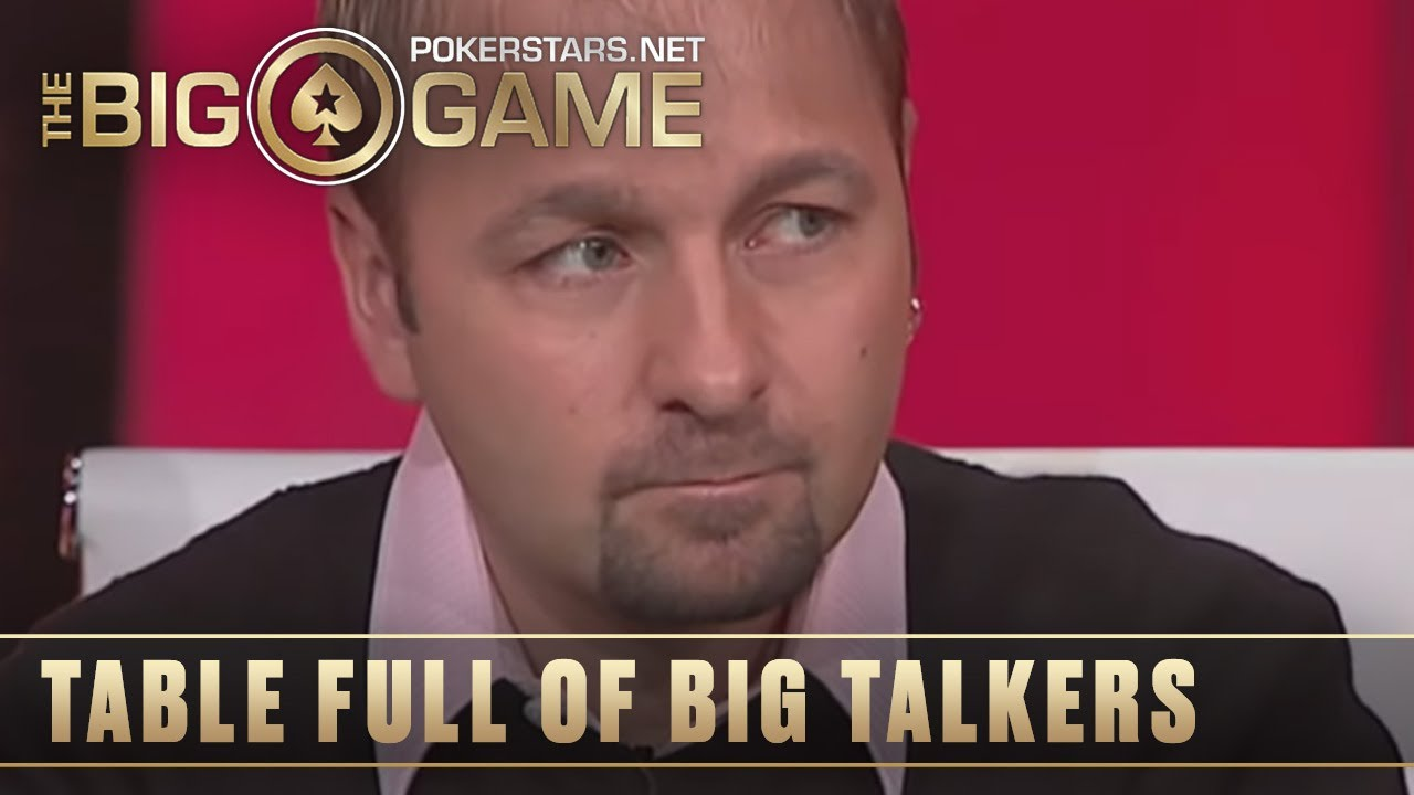 Download The Big Game S1 ♠️ W1, E1 ♠️ Featuring Negreanu, Brunson, Laak and more ♠️ PokerStars