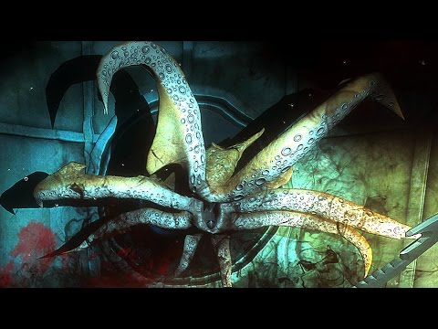 NARCOSIS Official Trailer (Underwater Survival Horror Game) 2017