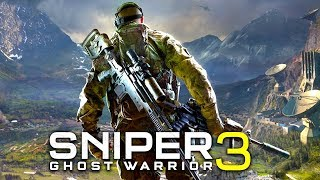 GAMEPLAY SGW3 SNIPER GHOST WARRIOR 3   PRISION BREAK (THE SABUTAGE)