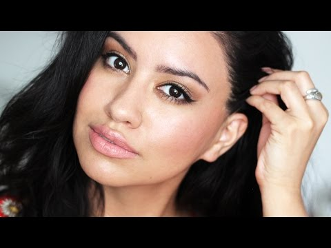 Drugstore Makeup Look   Marcelle & Annabelle Cosmetics