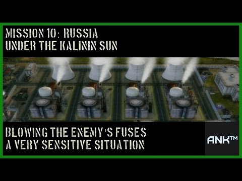 Act of War: Direct Action - Mission 10: Russia