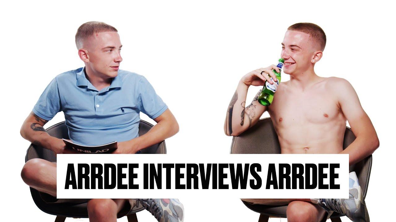 ARRDEE Interviews His Number One Fan - Himself | Talking To Myself | UNILAD
