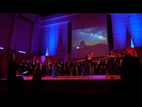 Leonardo Dreams of His Flying Machine (Willamette University Chamber Choir)