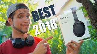 Sony WH-1000XM3 Review - The BEST Noise Cancellation Headphones 2018