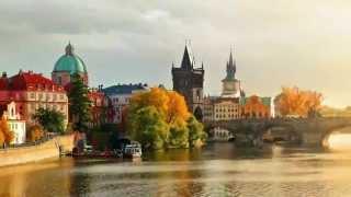 Величие и романтика Праги Пражский Град и Мала Страна